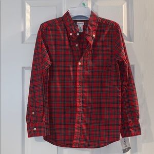 Caters boys button down dress shirts